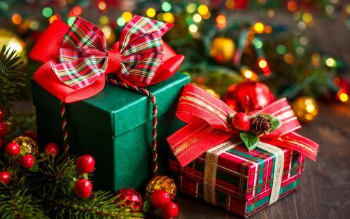 年会前奏礼来了,刚赶上圣诞送你