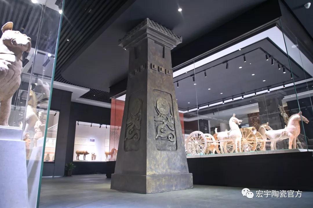 当新中式与千年汉陶文化相遇,碰撞出奇妙火花!