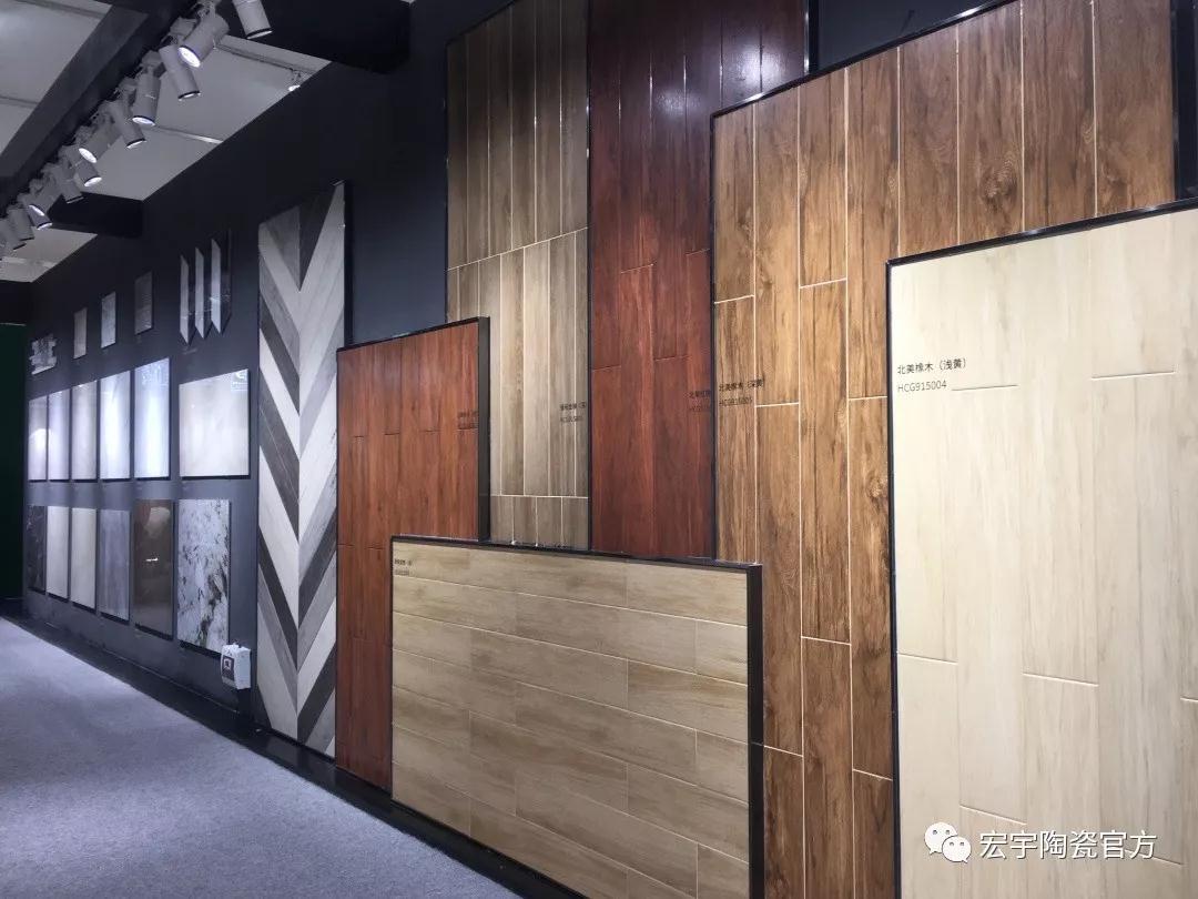 宏宇陶瓷闪耀陶博会,国际化设计风向来了!