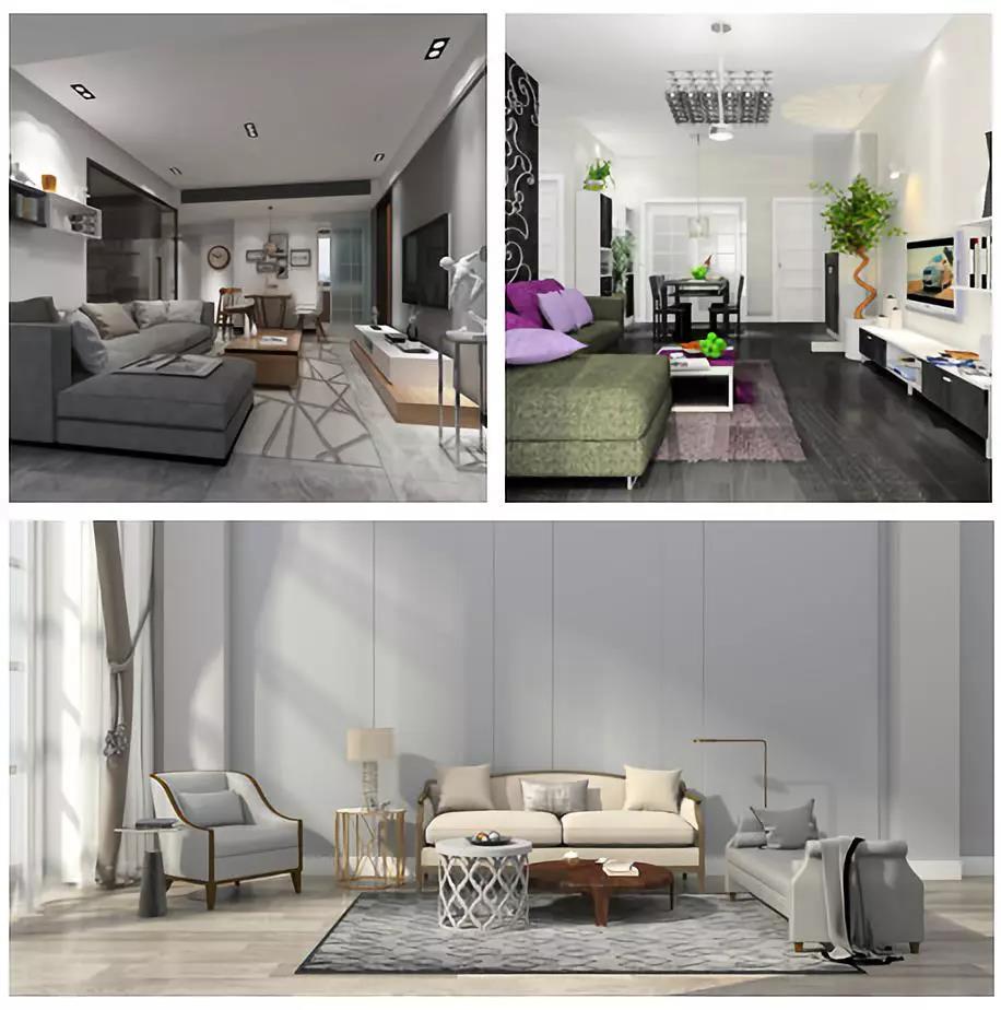 大师都钟爱的高级灰设计,有品质的家居流行这样装!