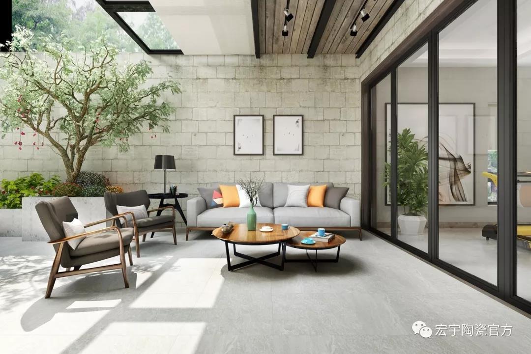 匠心之选 | 阳台瓷砖这样贴,小空间也要大品质