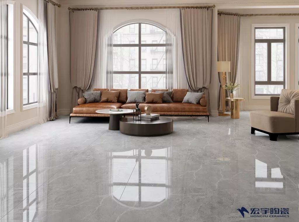 爆款推荐 | 宏宇通体大理石瓷砖,媲美石材品质更出众
