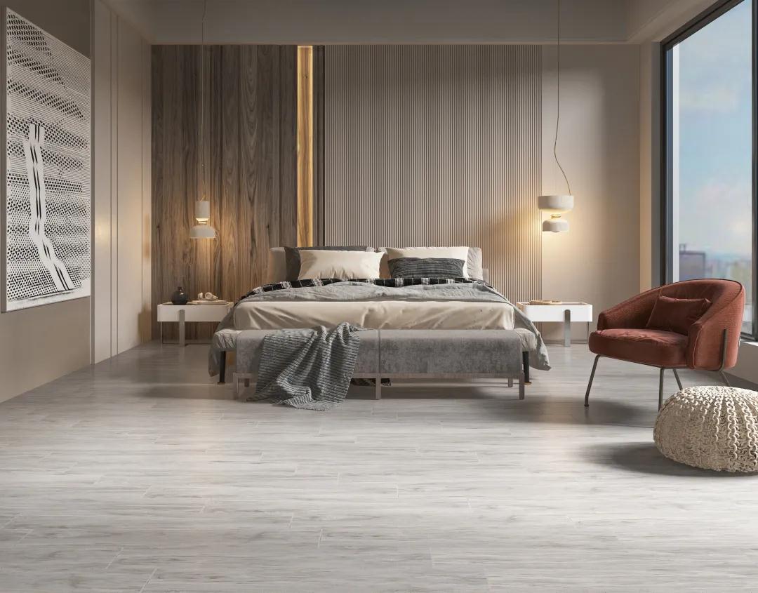看不腻的木纹砖,才是空间真正的百搭之王