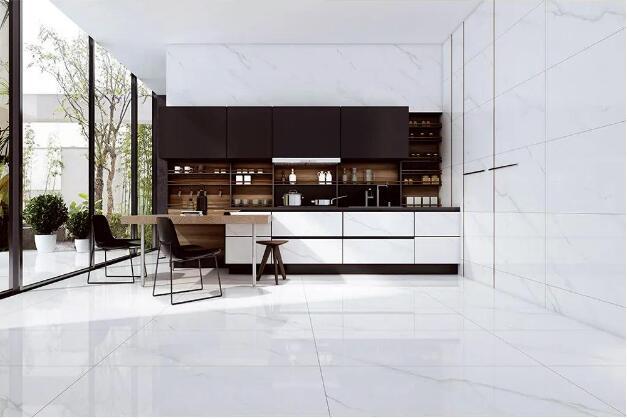 清爽配色,极简舒适的家