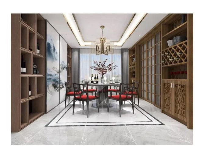 中国红,一场家居美搭盛宴