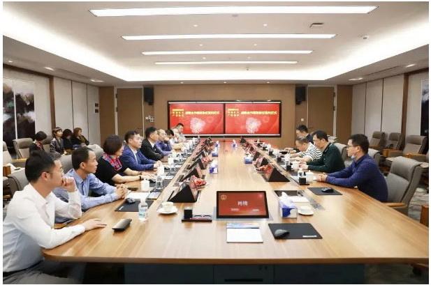 宏宇集团与保利长大、深圳保利学问签订战略合作框架协议