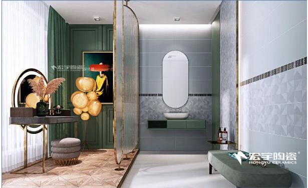从客厅一路美到卧室,每个空间都很有设计感!
